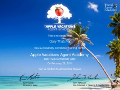 Apple Grad Certificate