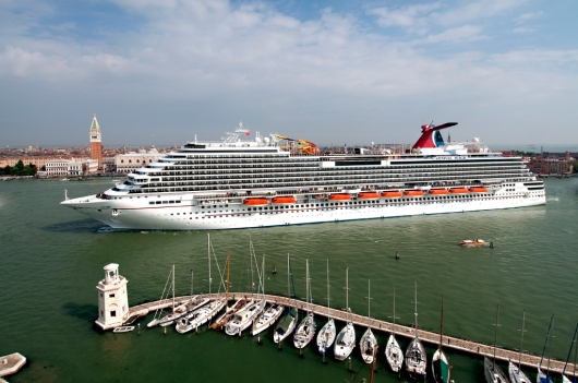 Carnival Magic in Venice