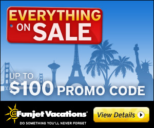 Funjet Vacations Sale