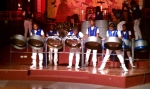 Steel drum band entertainment