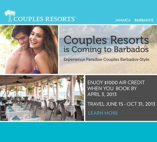 Couples Resort Barbados
