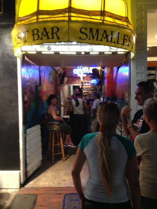 Smallest Bar, Key West