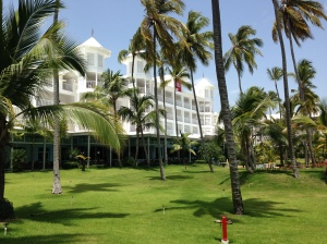 Riu Palace Macao Punta Cana main building