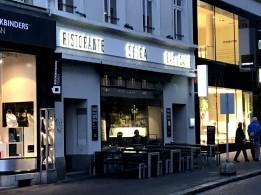 Italian restaurant Spiga in Basel