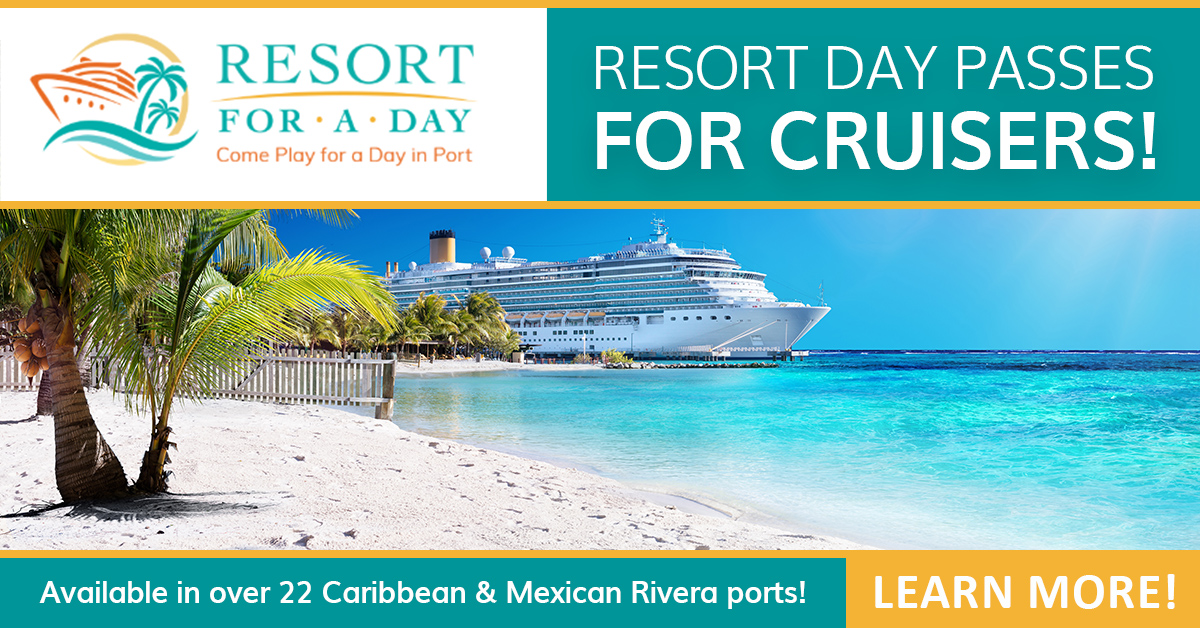 All inclusive resort day passes